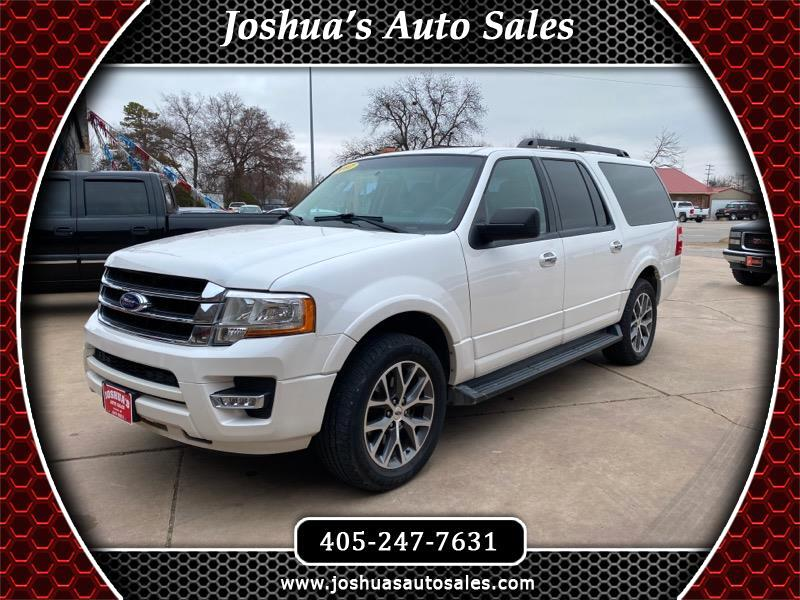 Ford Expedition EL EL XLT 2WD 2017