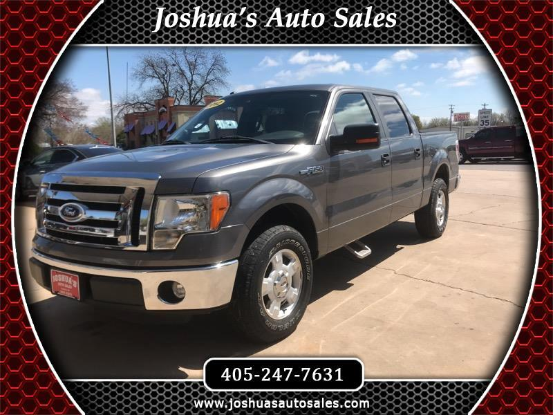 Ford 1/2 Ton Trucks XLT SuperCrew 6.5-ft. Bed 2WD 2012