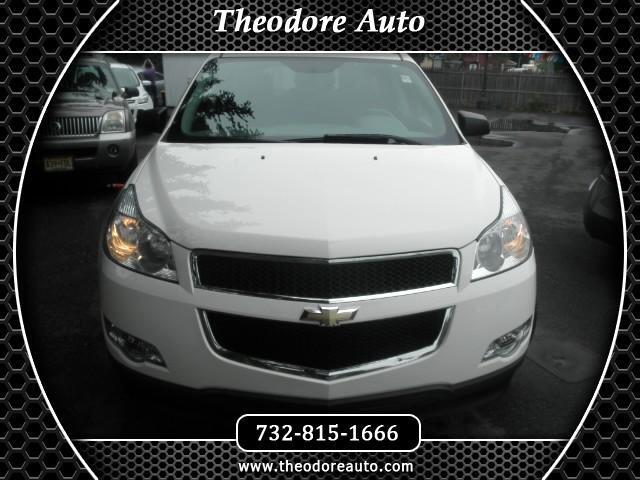 2012 Chevrolet Traverse LS FWD w/PDC