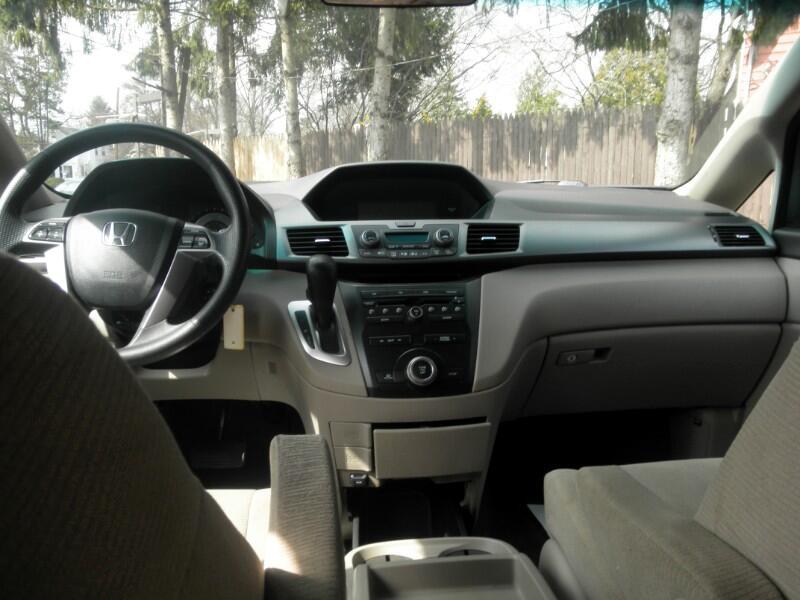 2011 Honda Odyssey EX
