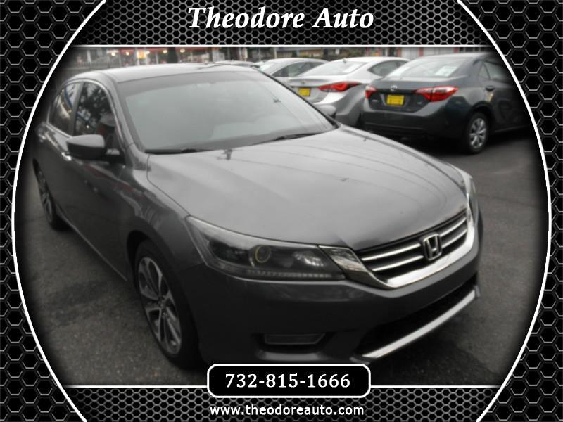 2013 Honda Accord Sport Sedan 6-Spd MT