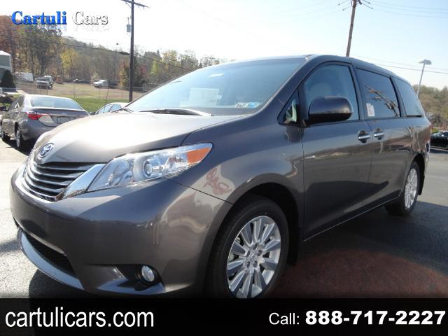 Used 2015 Toyota Sienna Xle Awd 7 Pass V6 For Sale In Bronx