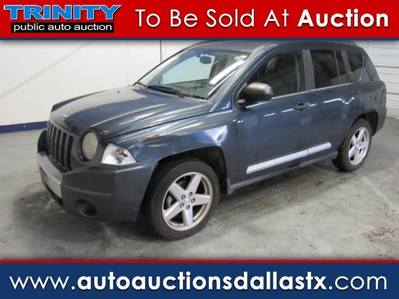 2007 Jeep Compass Limited 2WD