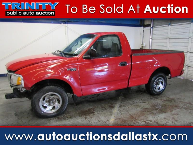 1998 Ford F-150 XL Reg. Cab Flareside 2WD