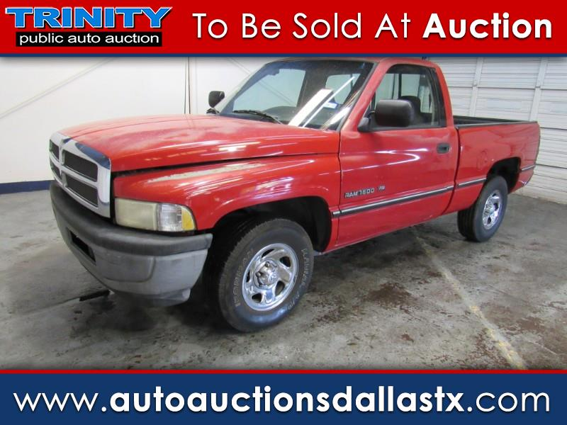 1996 Dodge Ram 1500 WS Reg. Cab 6.5-ft. Bed 2WD