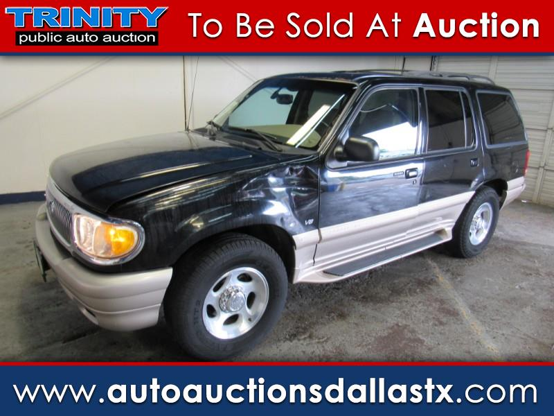 2001 Mercury Mountaineer 2WD
