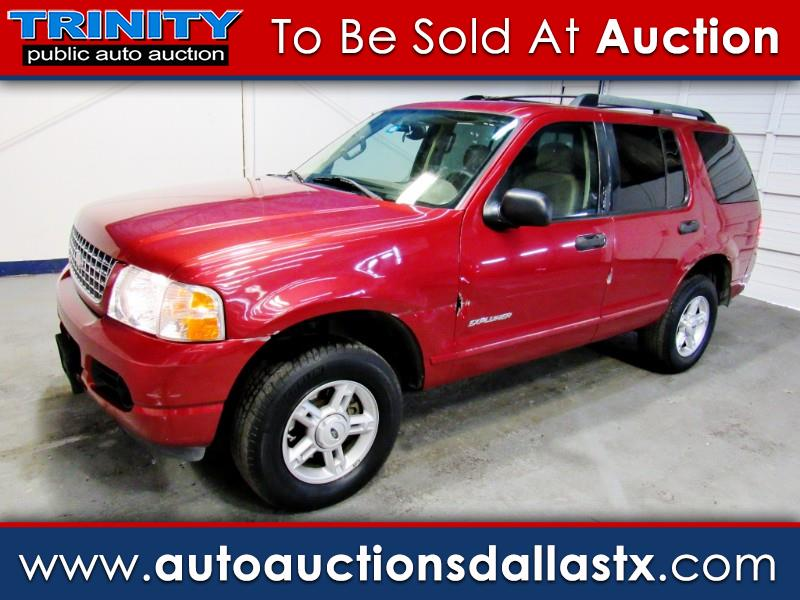 2005 Ford Explorer XLT 4.0L 2WD