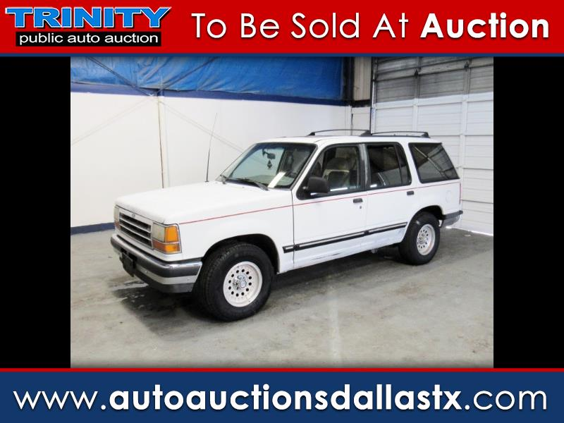 1992 Ford Explorer XL 4-Door 2WD