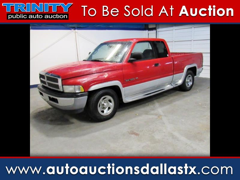 2000 Dodge Ram 1500 Club Cab Short Bed 2WD