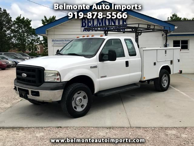 2006 Ford F-350 SD XL SuperCab Long Bed 4WD