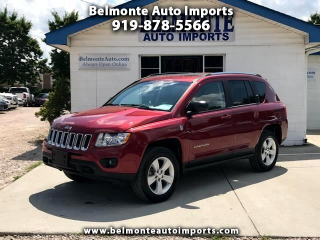 2011 Jeep Compass 4WD 4dr Latitude