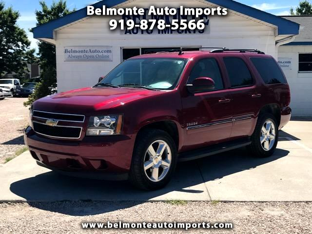 2011 Chevrolet Tahoe LS w/ Leather