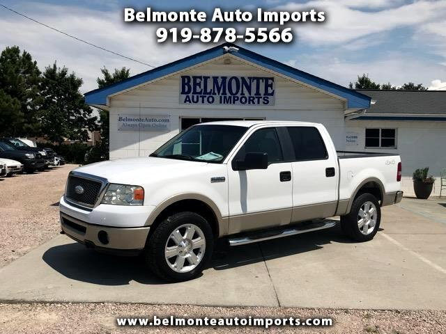 2008 Ford F-150 Lariat SuperCab 4WD