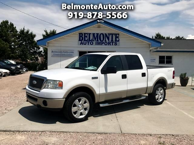 2008 Ford F-150 SuperCrew Crew Cab 139