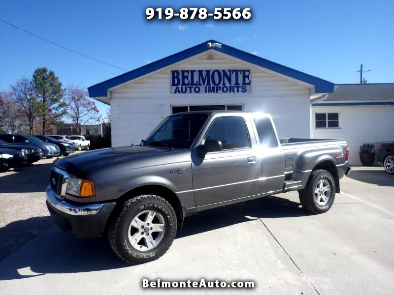 2004 Ford Ranger Edge SuperCab 4WD