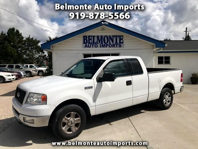 "2004 Ford F-150 2WD SuperCab 145"" XLT"
