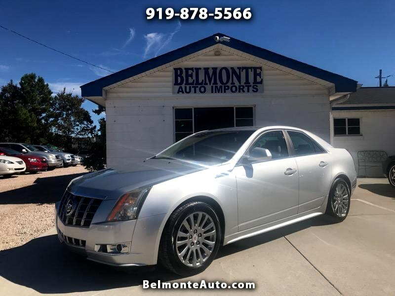 2012 Cadillac CTS 3.6 Luxury AWD