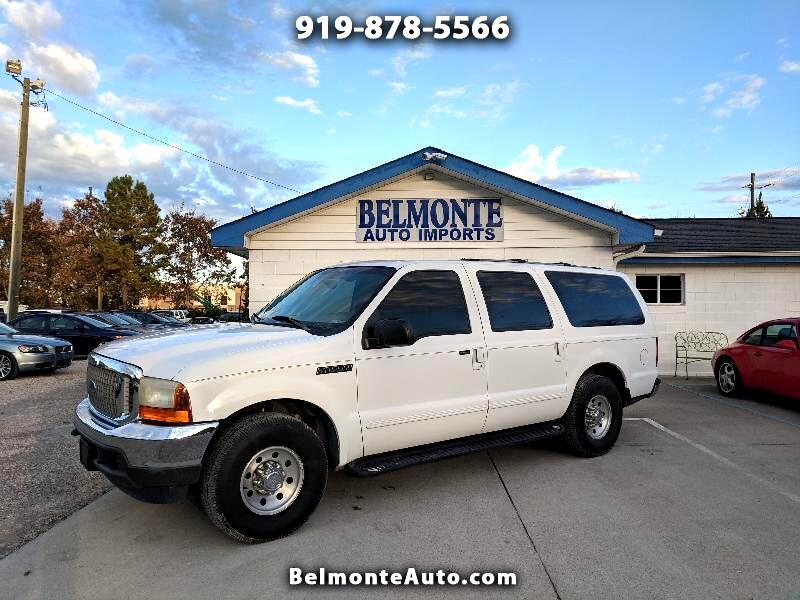 2000 Ford Excursion XLT 5.4L 2WD