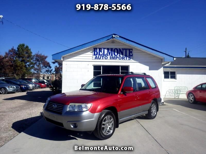 2007 Subaru Forester 2.5 X L.L.Bean Edition