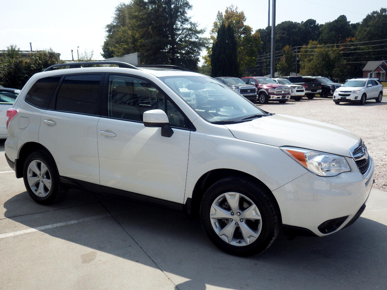 2016 Subaru Forester 2.5 PZEV Touring AWD