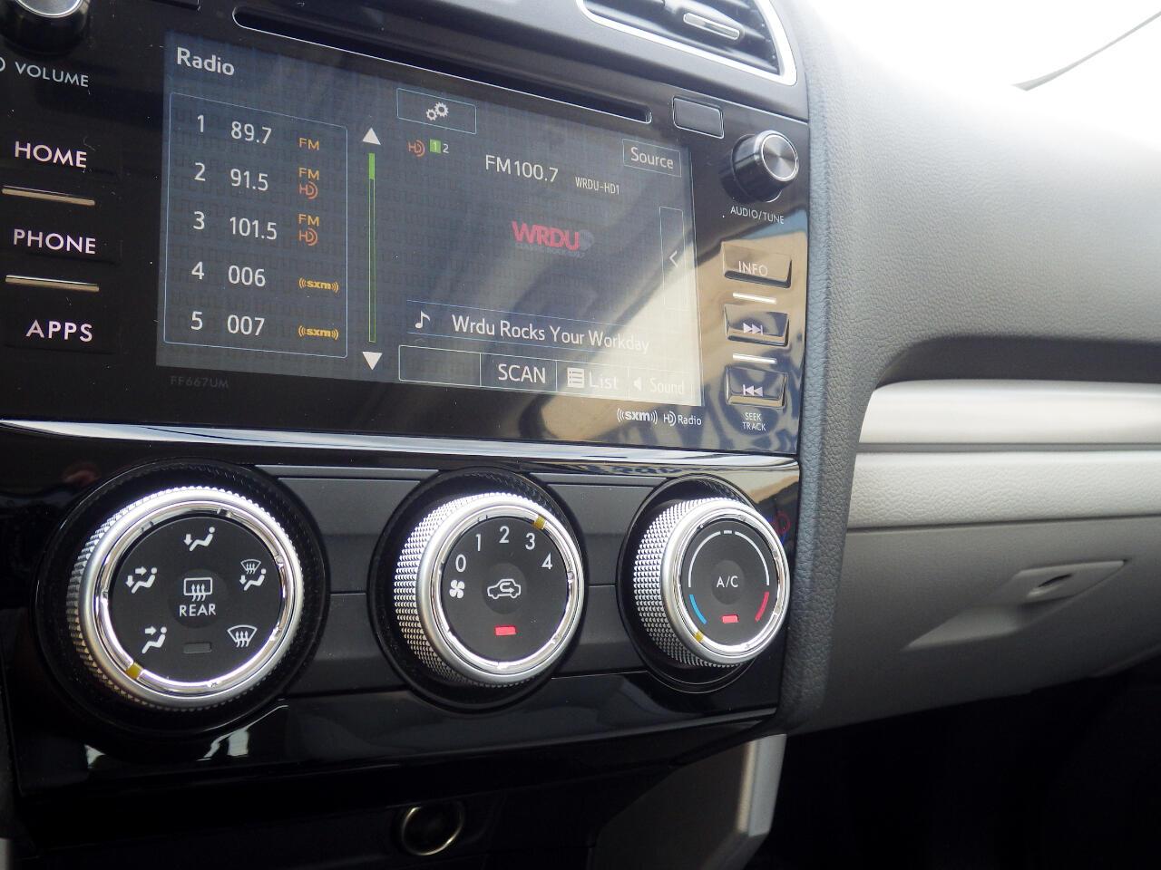 2016 Subaru Forester 2.5 PZEV Touring AWD