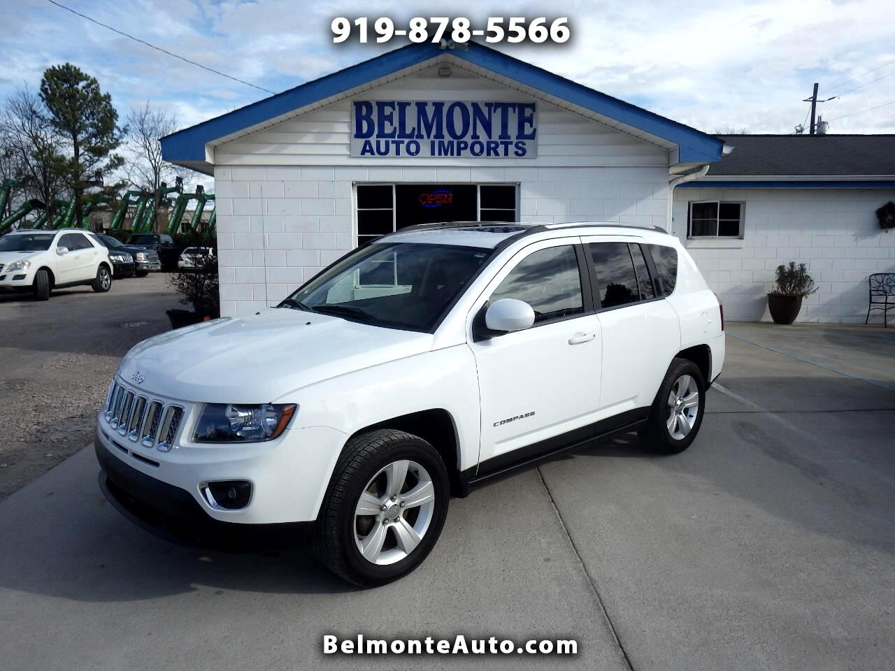 2015 Jeep Compass 4WD High Altitude