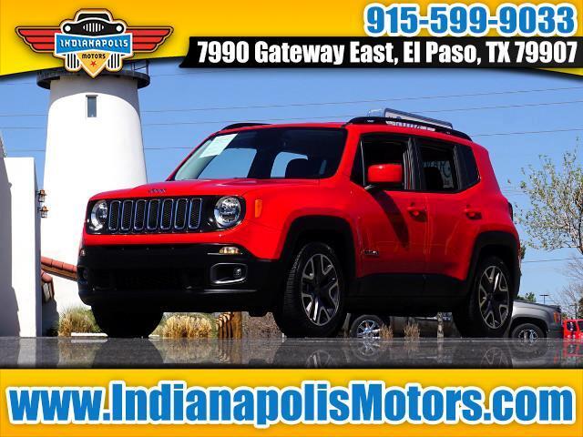 2015 Jeep Renegade Latitude FWD