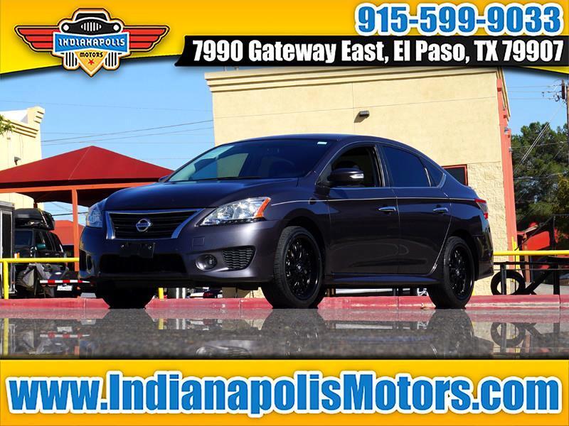 2015 Nissan Sentra 2.0 SR