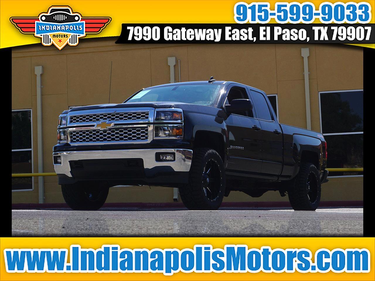 Used Cars El Paso TX | Used Cars & Trucks TX | Indianapolis