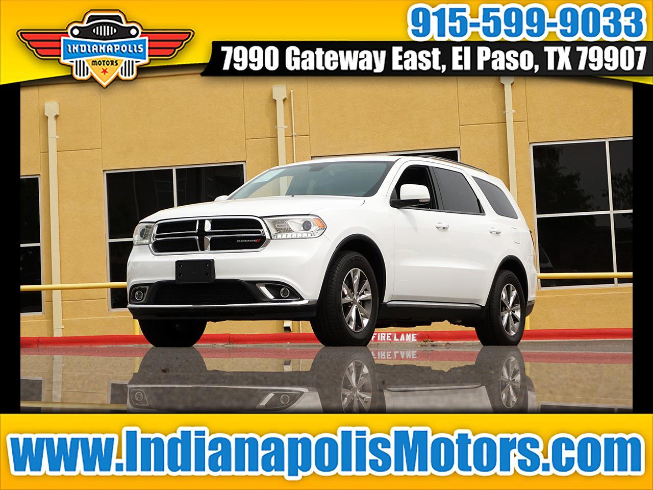 Dodge Durango Limited 2WD 2016