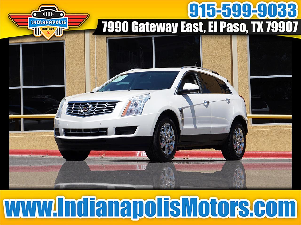 Cadillac SRX Luxury Collection FWD 2016