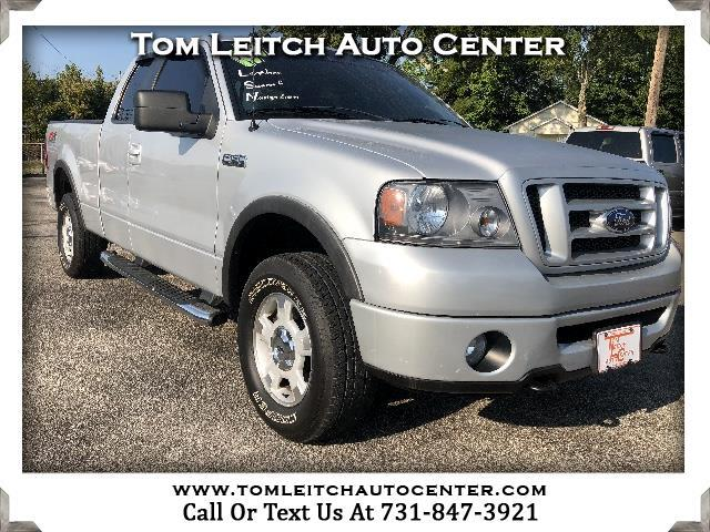 2008 Ford F-150 4WD SuperCab 133