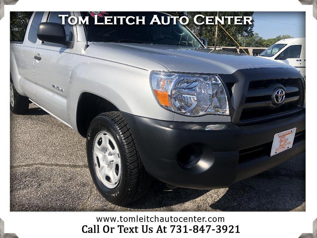 2009 Toyota Tacoma 2WD Access I4 AT (Natl)