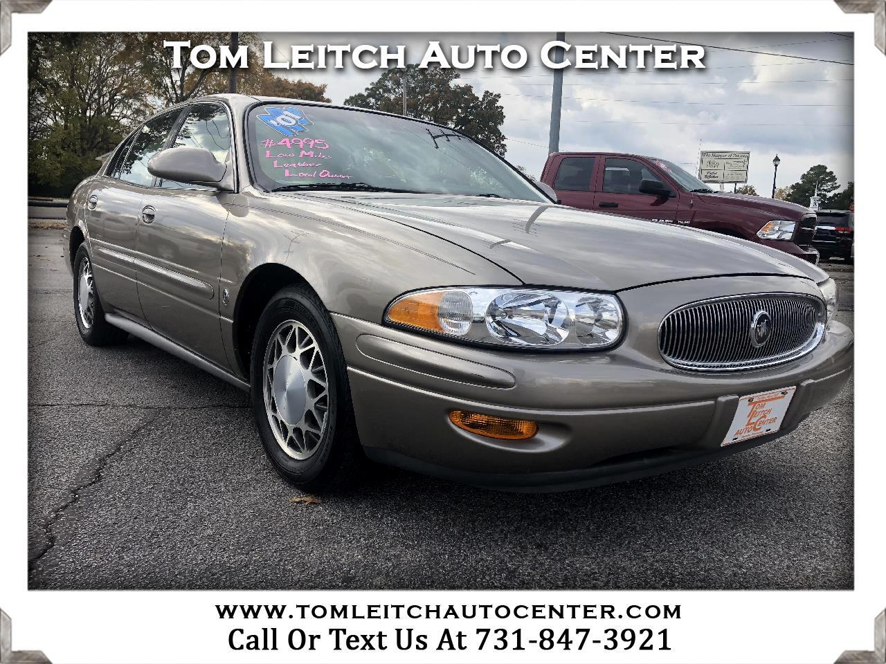2001 Buick LeSabre 4dr Sdn Limited