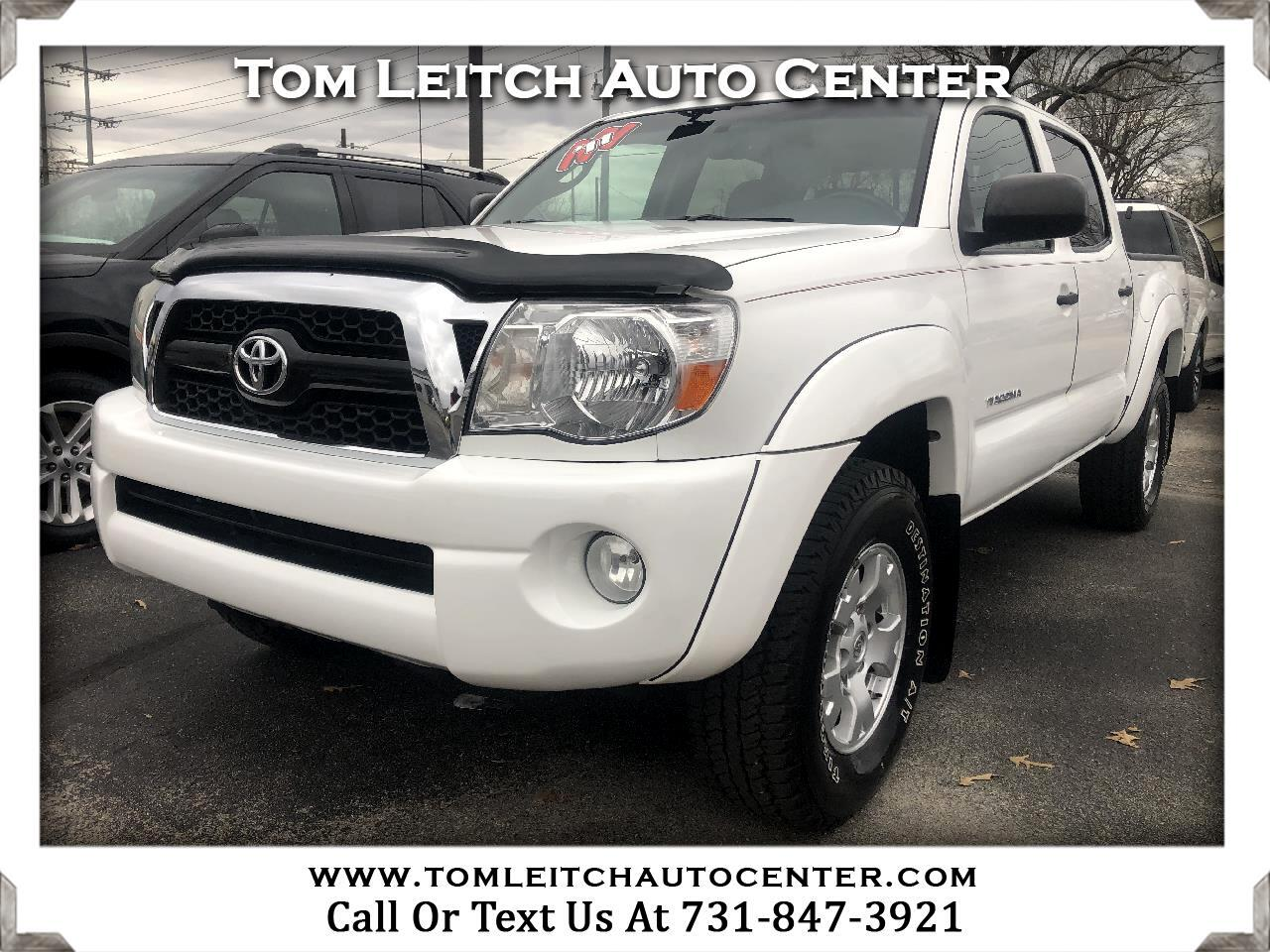 2011 Toyota Tacoma 4WD DOUBLE CAB TRD OFFROAD