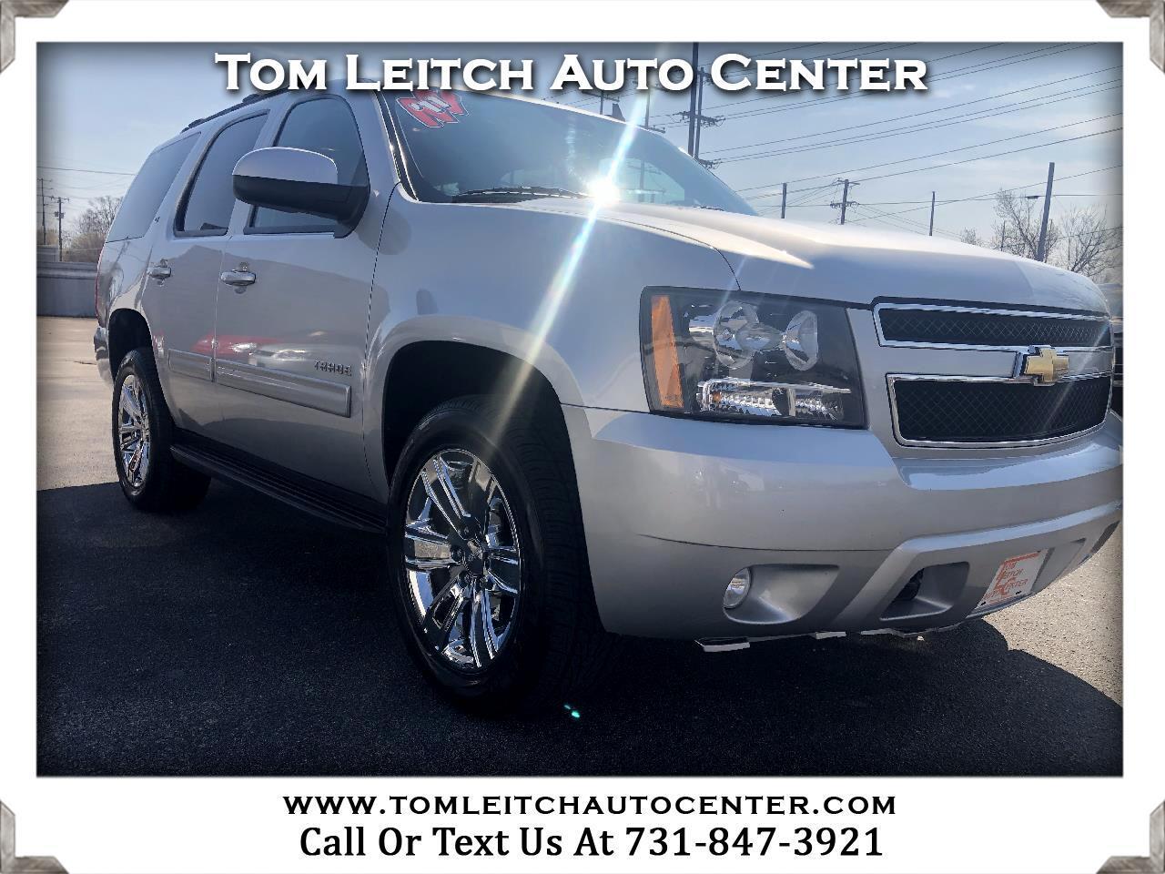 2011 Chevrolet Tahoe 4WD 4dr 1500 LT