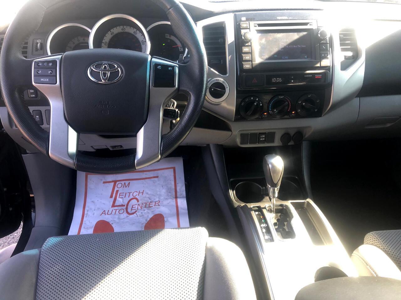 2013 Toyota Tacoma 4WD Double Cab V6 AT (Natl)