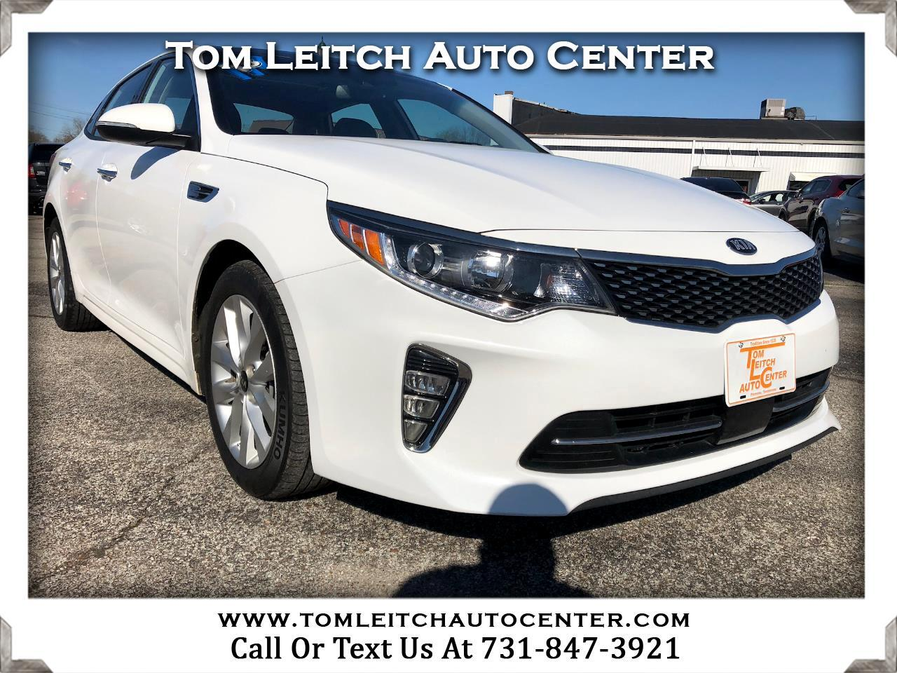 Kia Optima EX Auto 2018