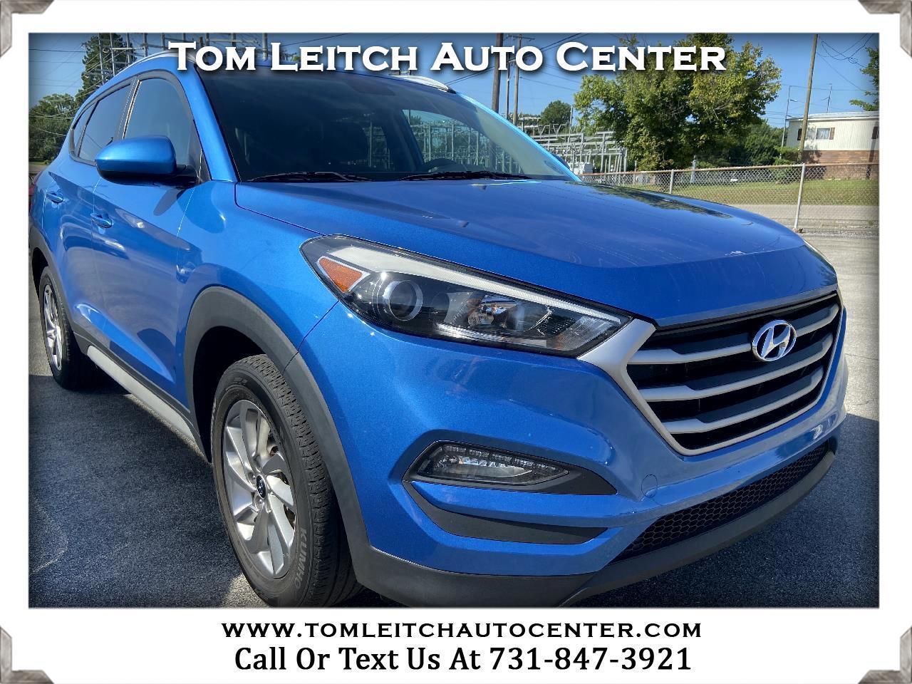 Hyundai Tucson SEL FWD 2018