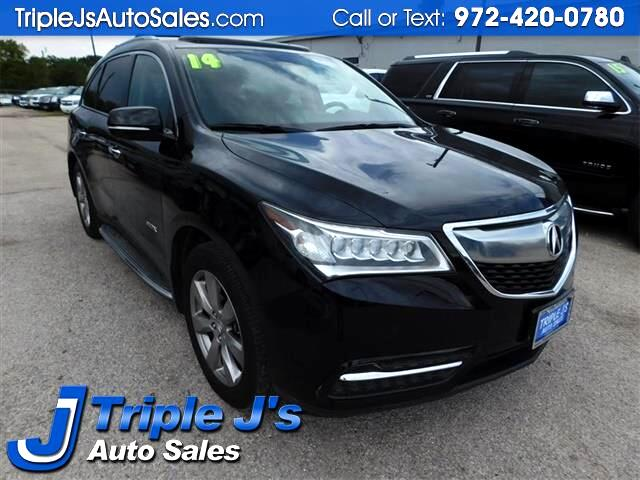 2014 Acura MDX 6-Spd AT w/Advance Package