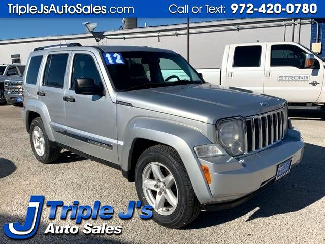 Jeep Liberty Limited 2WD 2012