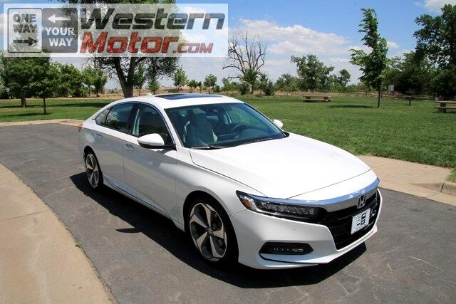 2018 Honda Accord Touring 2.0T 10A