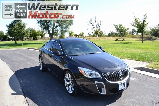 2015 Buick Regal 4dr Sdn GS FWD