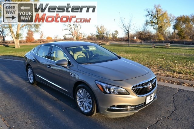 2017 Buick LaCrosse 4dr Sdn FWD