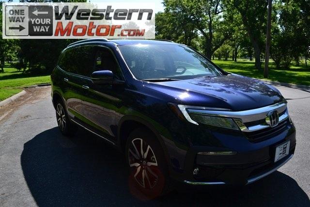 Honda Pilot Touring 7-Passenger AWD 2019