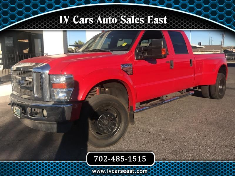 2009 Ford Super Duty F-450 DRW 4WD Crew Cab 176