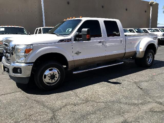 2012 Ford Super Duty F-350 DRW 4WD Crew Cab 156