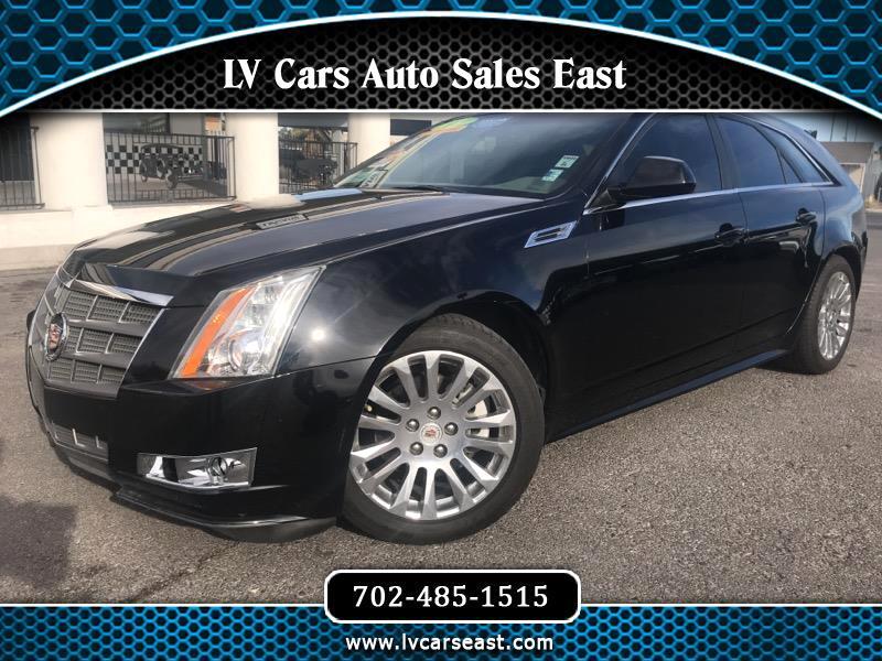 2010 Cadillac CTS Sport Wagon 3.6L Premium w/Navi