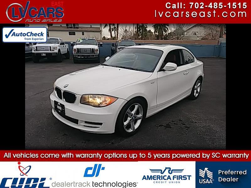 2010 BMW 1-Series 128i