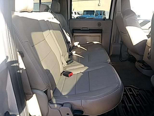 Ford F-250 SD FX4 Crew Cab 2008